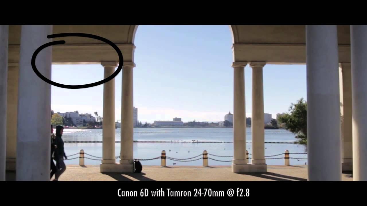 Magic Lantern 6D Raw Video Test Results