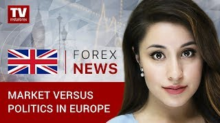 InstaForex tv news: How Europe trades on 19.11.2018: EUR/USD, GBP/USD