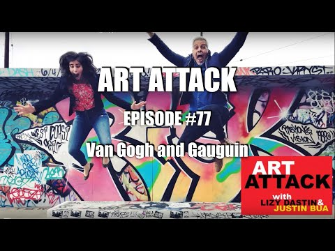 Art Attack: Van Gogh And Gauguin--One Fu*cked Up Friendship