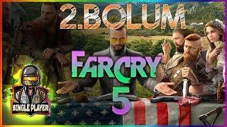 FARCRY 5 - 2.BÖLÜM DİRENİŞ BAŞLIYOR !