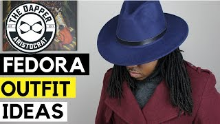 How to Style A Fedora Hat Men | Men