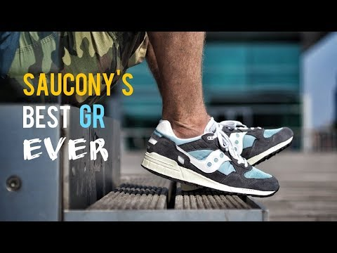 538feca361eb Review   On Feet Video  Best Saucony Shadow 5000 Vintage