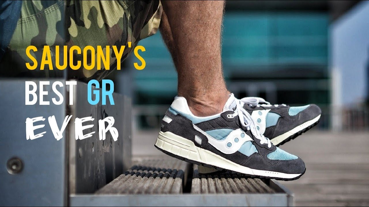 buy online bfe63 460c5 Review & On Feet Video: Best Saucony Shadow 5000 Vintage
