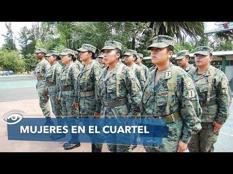 Mujeres En El Cuartel - Día A Día - Teleamazonas