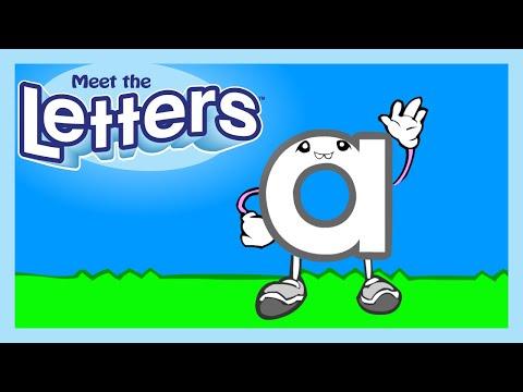 Meet the Letters (FREE) | Preschool Prep Company