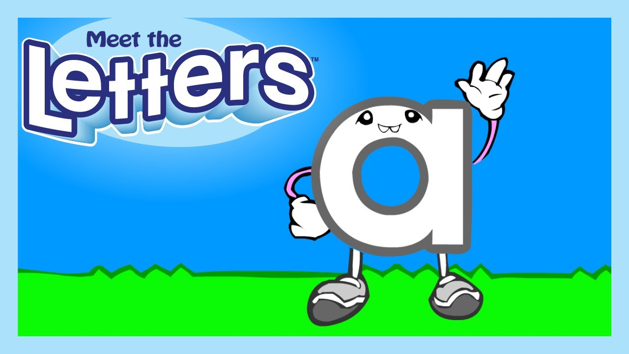 meet the letters free