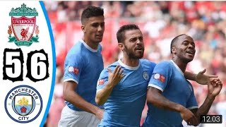Penalty Shootout Manchester City vs Liverpool ( 5 - 4 ) Community