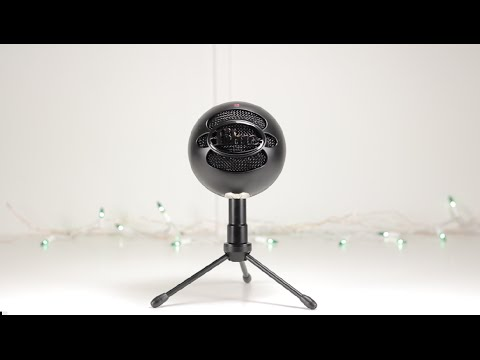 Blue Snowball Ice Mic Review & Test