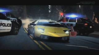 Need For Speed Hot Pursuit - Decadence (Disturbed)