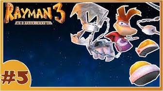 Rayman 3: Hoodlum Havoc #5 Noidan ulkohuussi
