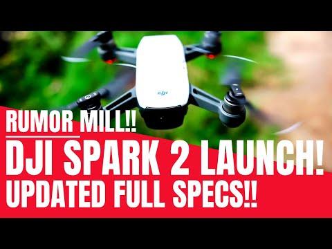 DJI Spark 2 Leak - UPDATED - Full Specs - Geeksvana Rumor Mill
