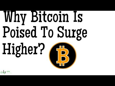 WHY BITCOIN IS POISED TO SURGE HIGHER?