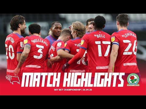 Derby Blackburn Goals And Highlights