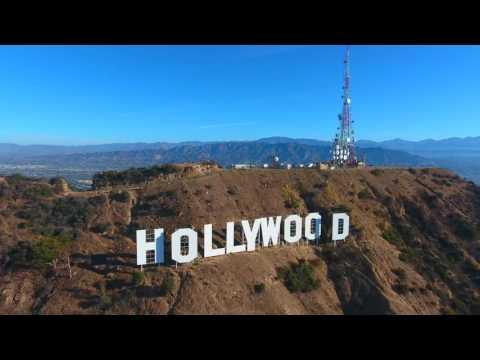 Los Angeles via Drone Part 4