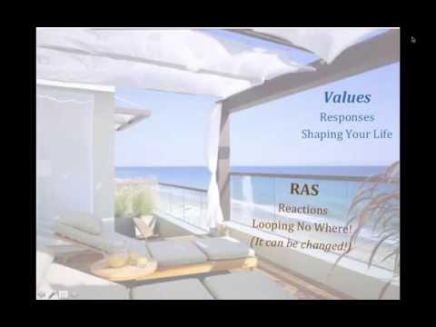 Living Your Values Webinar