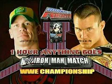 Bragging Rights John Cena Vs Randy Orton Promo Oficial En Español Latino Videos De Viajes