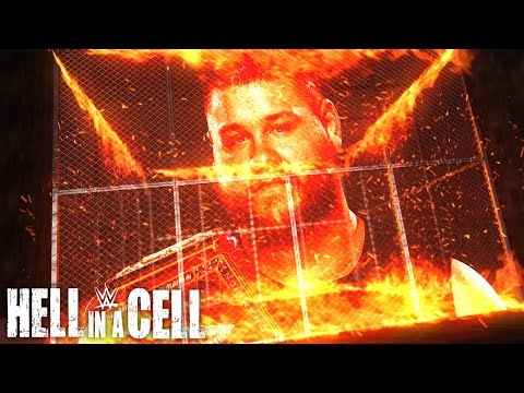 WWE Hell in a Cell 2016 - Card Predictions (w/ Custom Graphics & Theme)