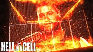 wwe hell in a cell 2016 card predictions w custom graphics theme