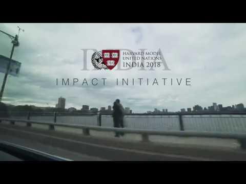 HMUN India Impact Initiative - Win a full scholarship for HMUN 2019, Boston!