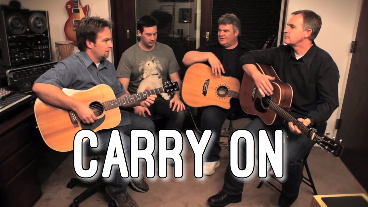 Download Crosby, Stills, Nash & Young CSN - CARRY ON /Questions COVER