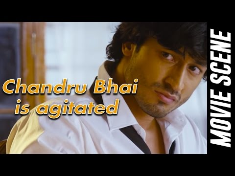 Chandru Bhai Is Agitated - Anjaan | Mass Scene | Suriya | Samantha | Vidyut Jamwal | Linguswamy