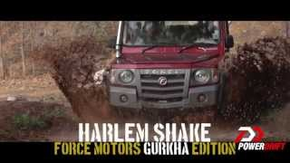 Harlem Shake with an off roading car : Force Gurkha : PowerDrift