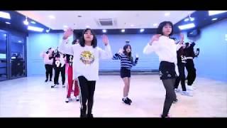 모모랜드(MOMOLAND) 뿜뿜 /K-pop cover/ 초등 k-pop취미반