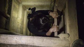 Recorren completo el túnel por el que escapó El Chapo