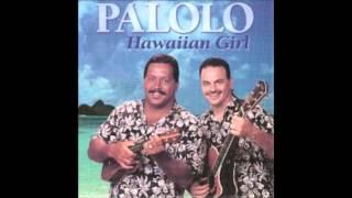 "Palolo "" Makalapua "" Hawaiian Girl"