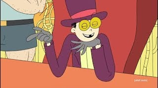 Superjail - Best of Warden (Funny and Best Moments)