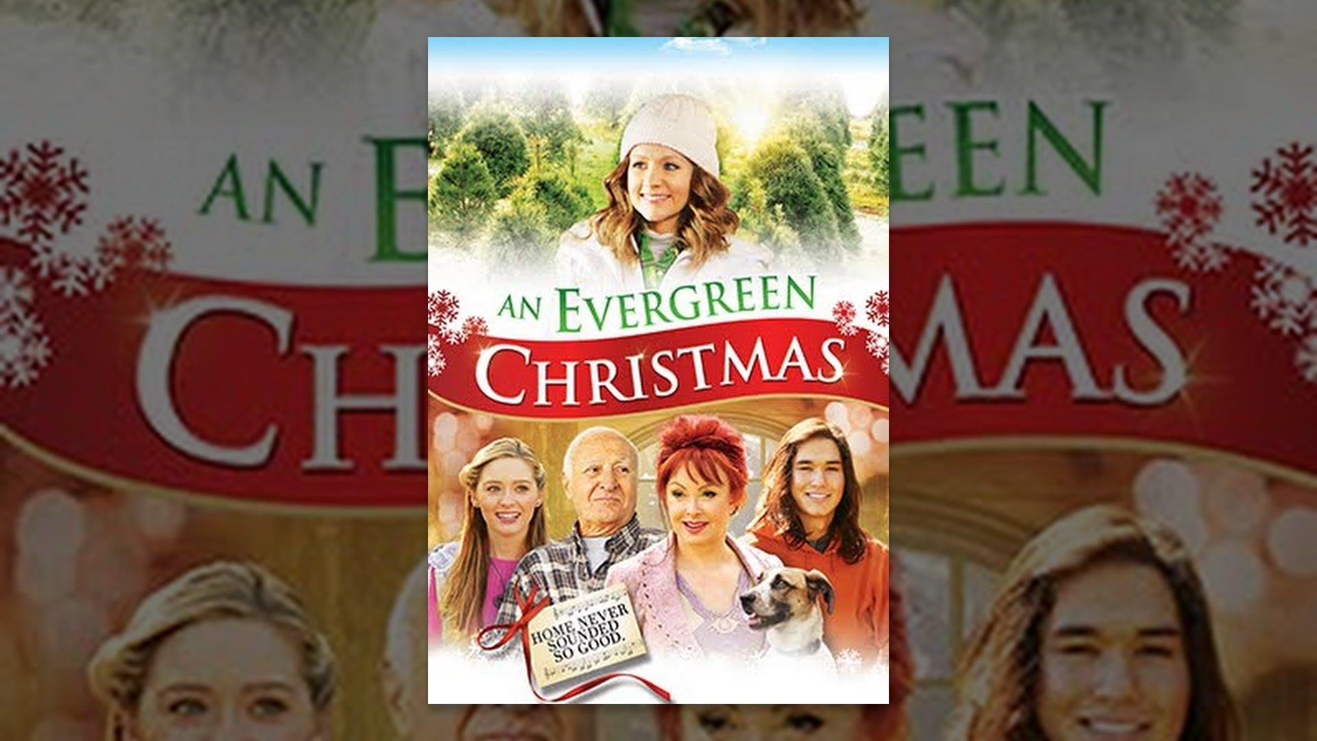 an evergreen christmas - An Evergreen Christmas