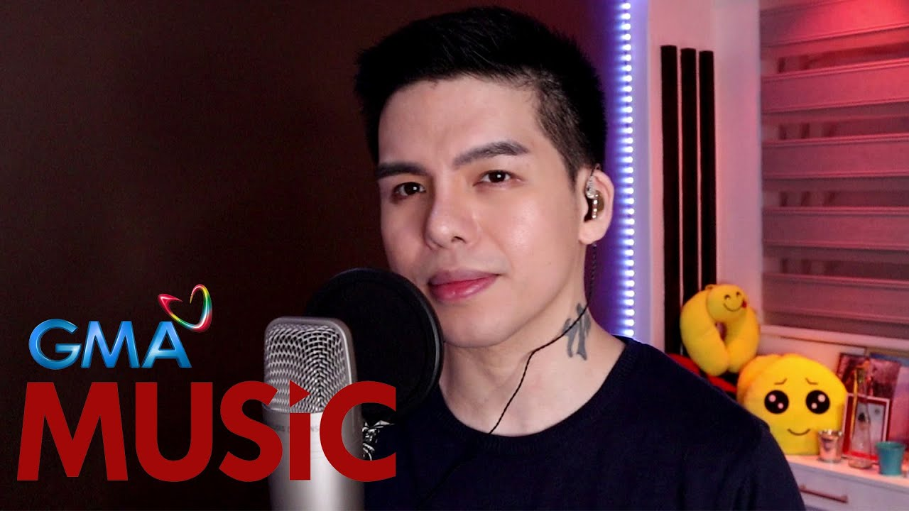 Pwedeng Tayo - Anthony Rosaldo (Studio Recording + Lyrics)
