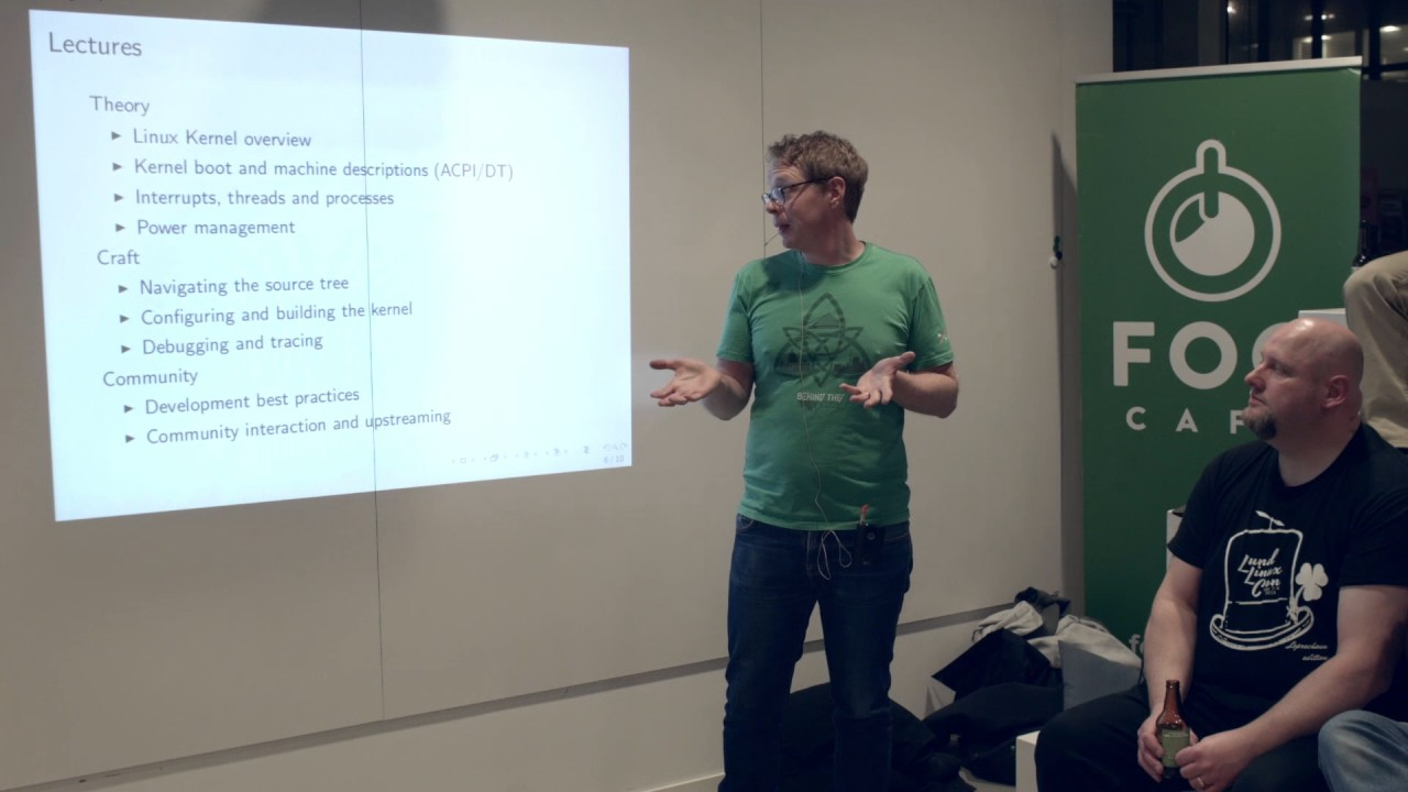 The Linux Kernel Development Crash Course - Hans Holmberg