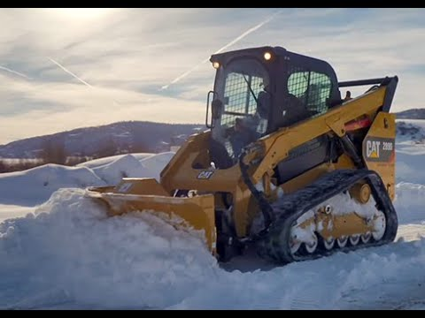 Cat® Multi V-Plow Features