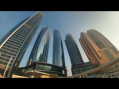 Abu Dhabi 2017 Christmas City Tour, Ferrari World  Winterfest, Malls, Etihad Towers, Emirates Palace
