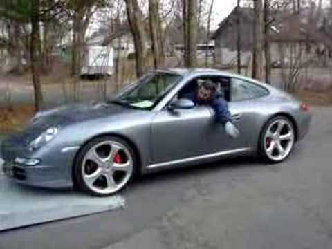 2005 porsche 911 carrera s youtube. Black Bedroom Furniture Sets. Home Design Ideas