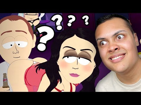 GOING TO THE STRIP CLUB !?!? (South Park The Fractured But Whole)