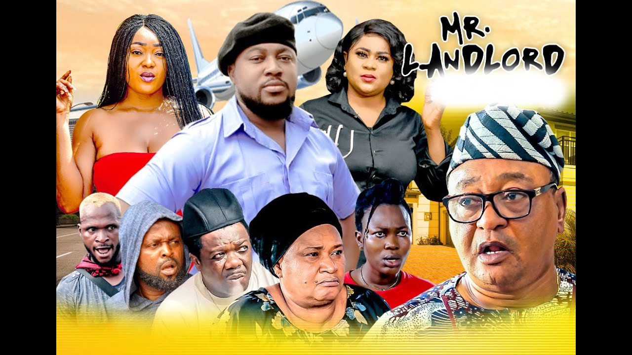 Download MR. LANDLORD EPISODE 26 GRAND FINALE - (New Series)  2021 Latest Nigerian Nollywood Movie