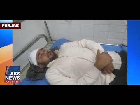 Live News Channel ਦੇ MD ਮੋਹਿਤ ਕੁਮਾਰ ਤੇ ਜਾਨ ਲੇਵਾ ਹਮਲਾ || AKS NEWS