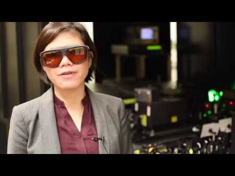 Professor Libai Huang - Efficiency of Solar Cells