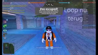 Escape in a few seconds in Roblox Jailbreak!