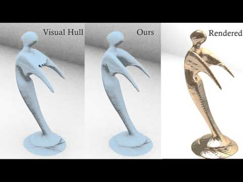 Interactive Visual Hull_ICCV 2015
