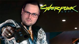 ВОЗВРАЩЕНИЕ САМУРАЯ ► Cyberpunk 2077 24