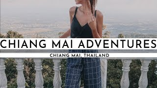 DOI SUTHEP · THE MOST ICONIC PLACE IN CHIANG MAI | TRAVEL VLOG #37