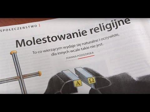 """Tygodnik """"Polityka"""" na tropie molestowania… religijnego"""
