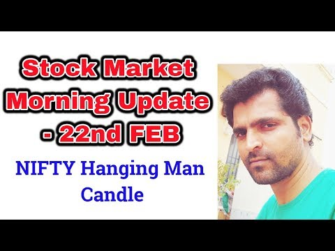 Stock Market Morning Update - 22nd FEB