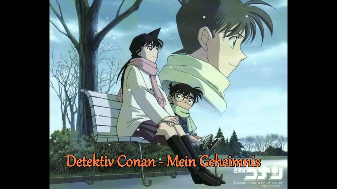 Detektiv Conan Mein Geheimnis