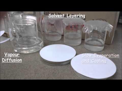 Crystal Project (Potassium Aluminium Sulfate)