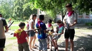 видео Путешествие в Тулу с детьми
