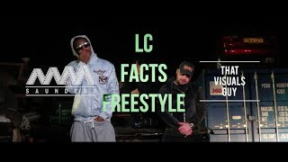 LC (Nottingham) Facts Freestyle [Music Video] @lcmusicc